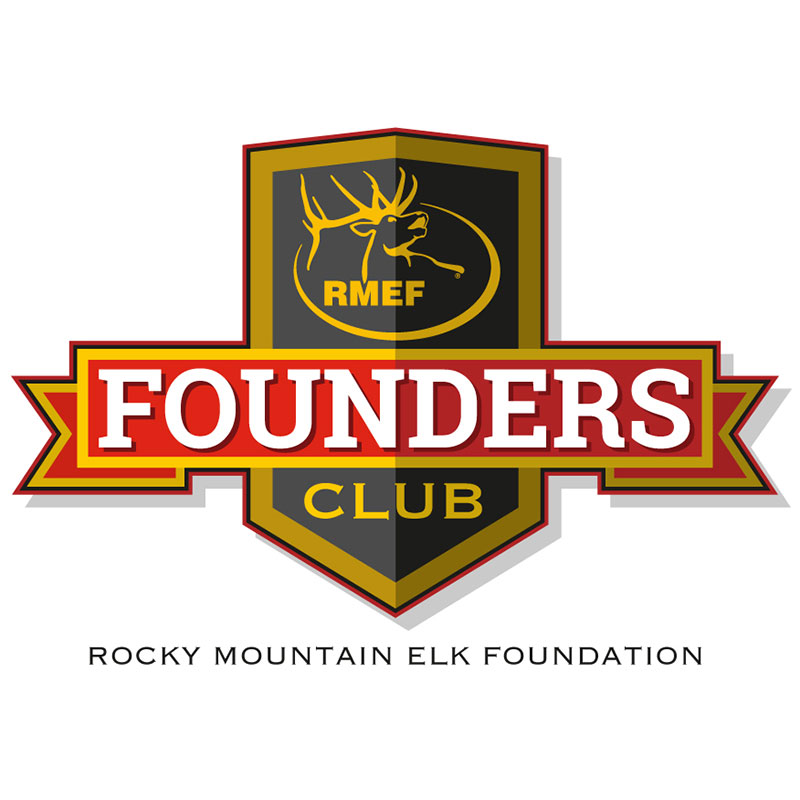 Rocky Mountain Elk Foundation Founders Club